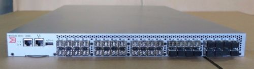 Brocade 5100 SM-5120-0000 40-Port 8Gb Fibre Channel SAN Switch 40-Port Active